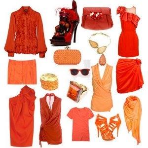 orange trend Como Usar Laranja