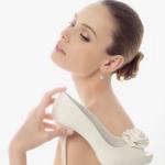 zapatos de novia rosa clara 3 150x150 Sapatos de Noiva Rosa Clarà