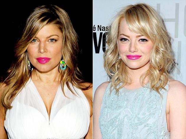 Maquiagem tendência 2012
