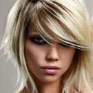 Tendência em penteado