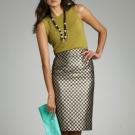 Moda saias 2012