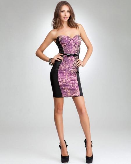 Vestidos de Coctél 2012
