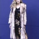casaco de pele sintético