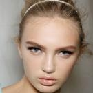 cílios longos 01 Tendências em Maquiagem 2012