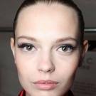 cílios longos 04 Tendências em Maquiagem 2012