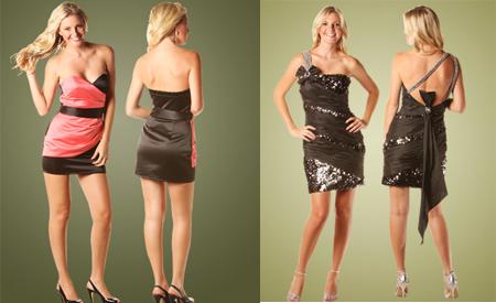 formal2 Vestidos formais curtos