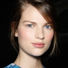 lábio rosa 02 Tendências em Maquiagem 2012