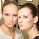 lábio rosa 03 Tendências em Maquiagem 2012