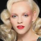 lábios vermelhos 02 Tendências em Maquiagem 2012