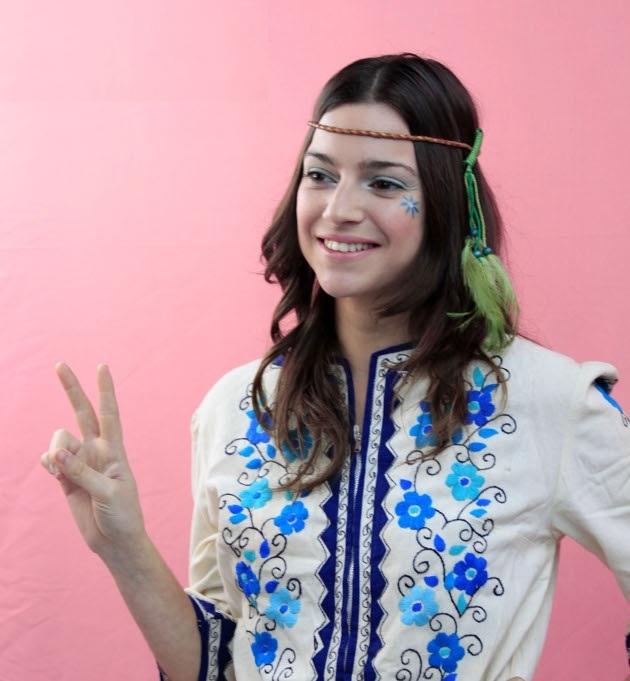 Make hippie