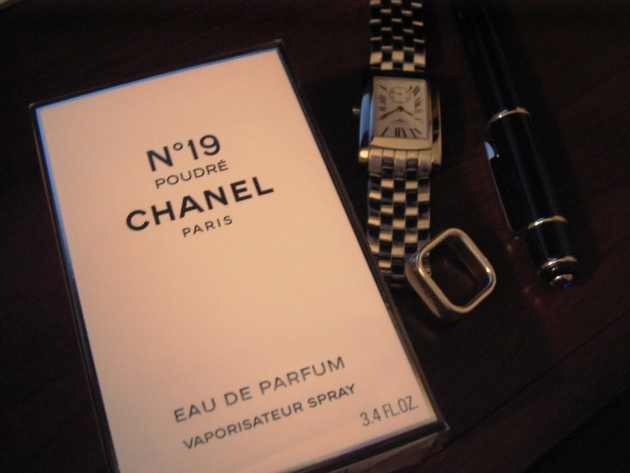 Perfume Francês