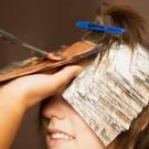 tingir o cabelo em casa