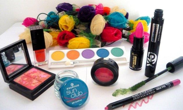 criar a própria maquiagem