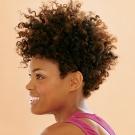 penteados com cabelo curto
