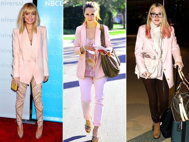 cores da moda 2012
