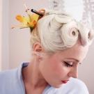 penteados simples para 2012