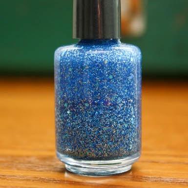 como fazer um esmalte com glitter