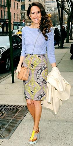 moda primavera 2012