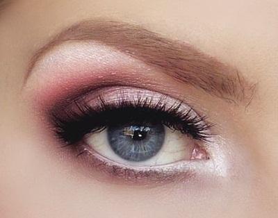 maquiagem cores pastel