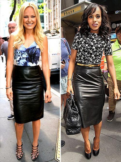 tendencias de moda nas famosas
