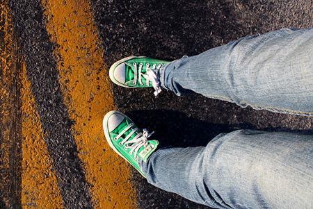 maneiras de usar um jeans
