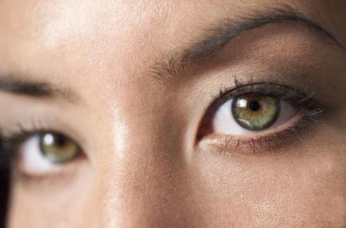 olho verde capa