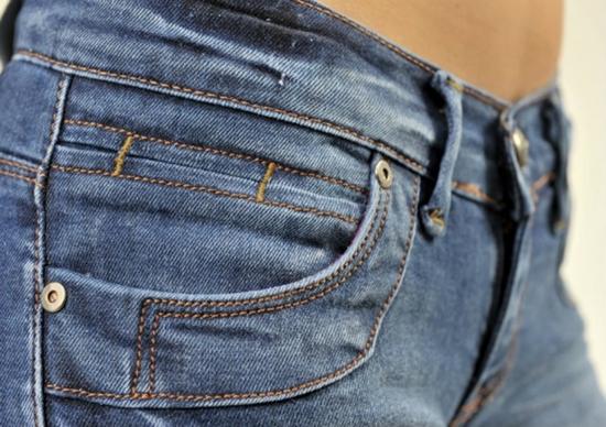 jeans skinny capa