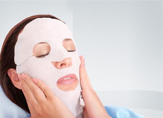 mascara facial capa