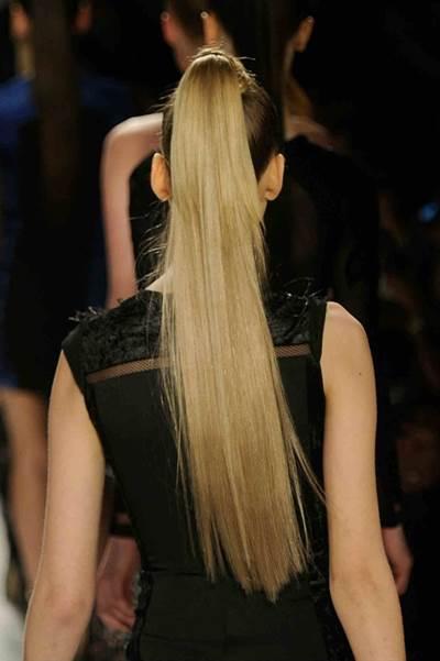 penteado simples 2