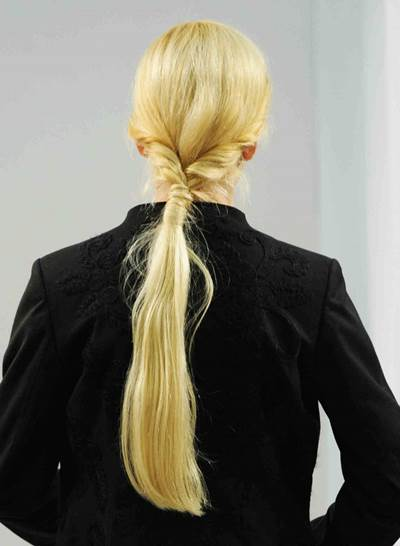 penteado simples 3
