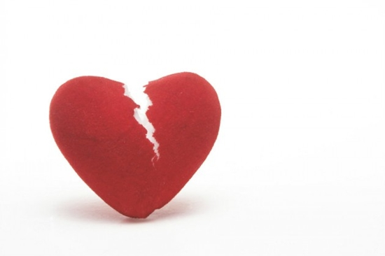 ruptura amorosa capa