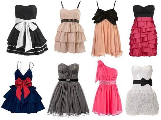 vestido curto 1