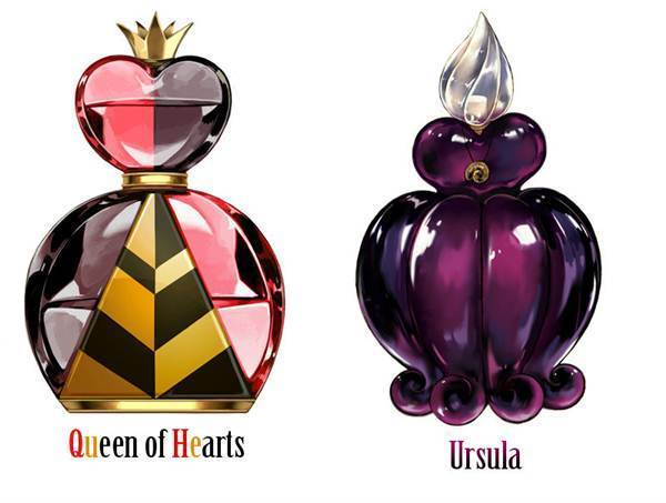 perfume viloes disney