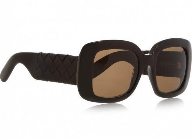 <p>O que acharam deste óculos marrom de Bottega Veneta?</p>