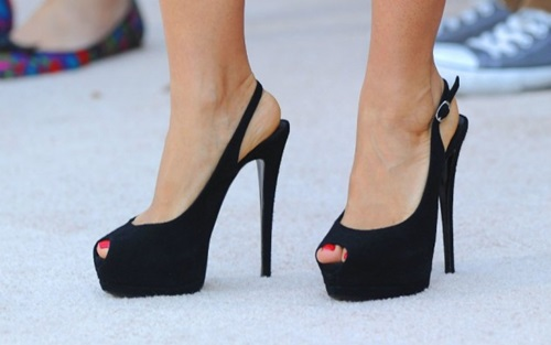 peep toe capa