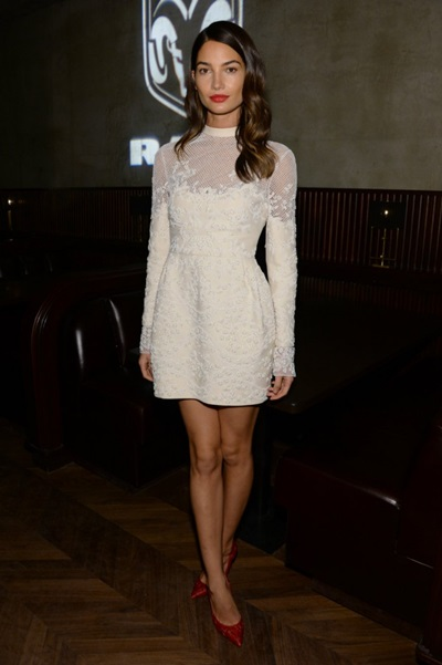 looks com vestido branco 2