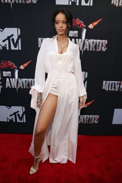tapete vermelho MTV Movie Awards 1