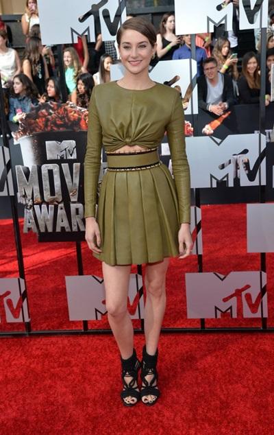 tapete vermelho MTV Movie Awards 3