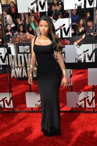 tapete vermelho MTV Movie Awards 4