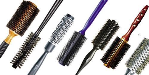 escovas de cabelo 1