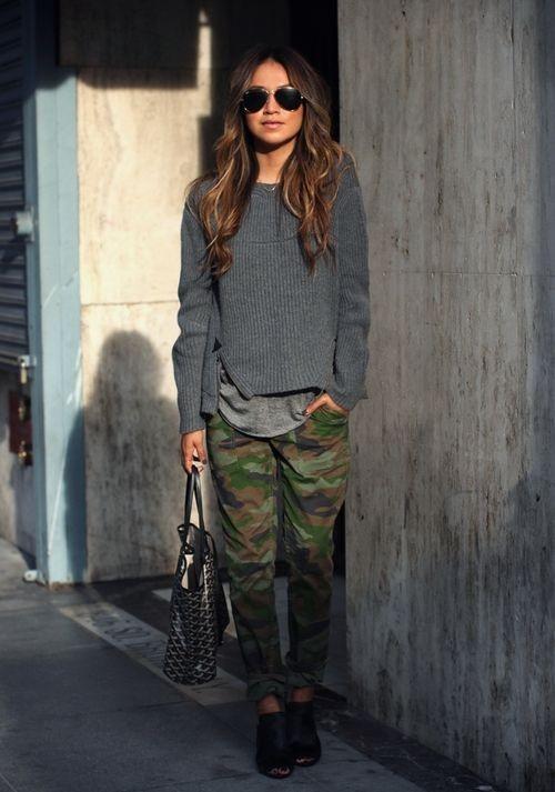 calça camuflada 1