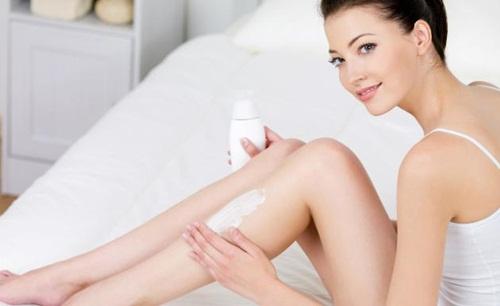 hidratar pele capa