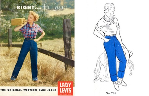 jeans capa