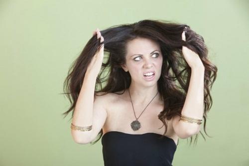 cabelo seco capa