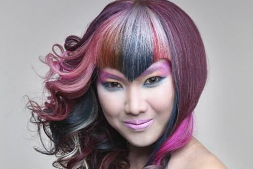 hair chalking capa