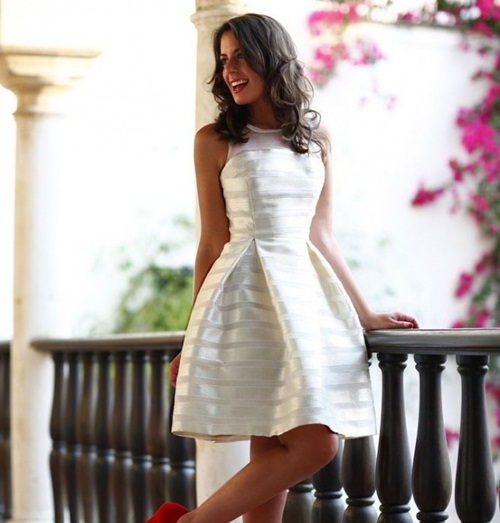 vestidos capa