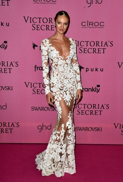 after party do desfile de Victorias Secret