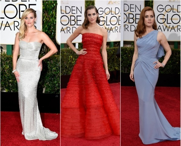 famosas no golden globes 2015