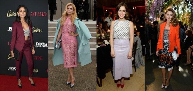 cores na moda para seu look 2015