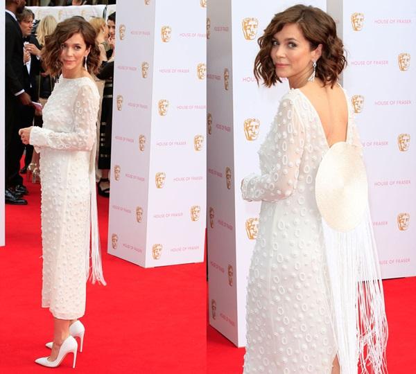 Looks das famosas no BAFTA Awards TV 2015